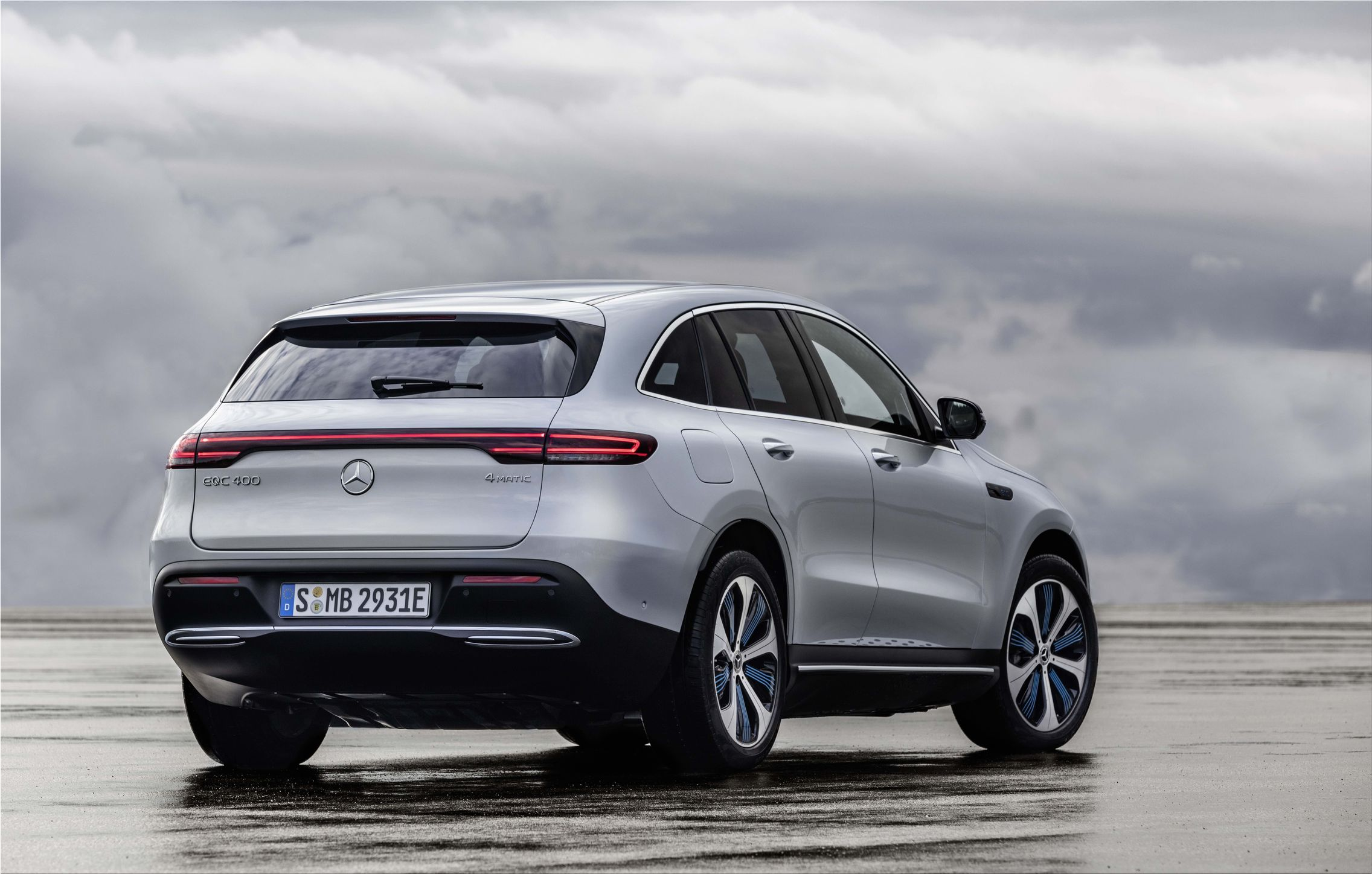 New Mercedes EQC 2019: Prices of the electric SUV from ...