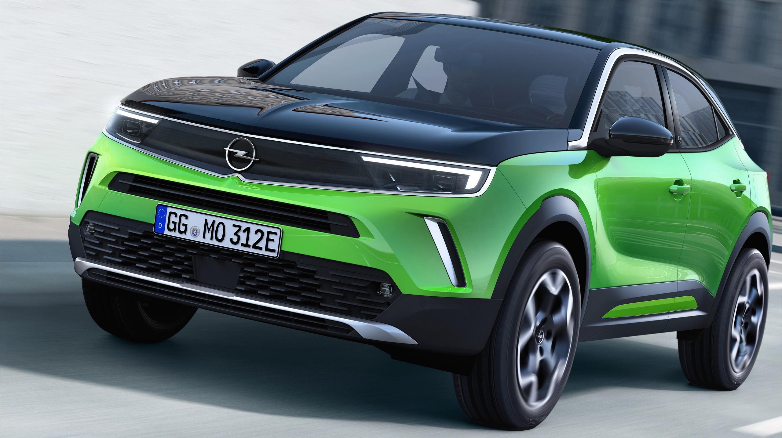 Opel Mokka-e electric SUV starts at 32,990 euros  Electric ...