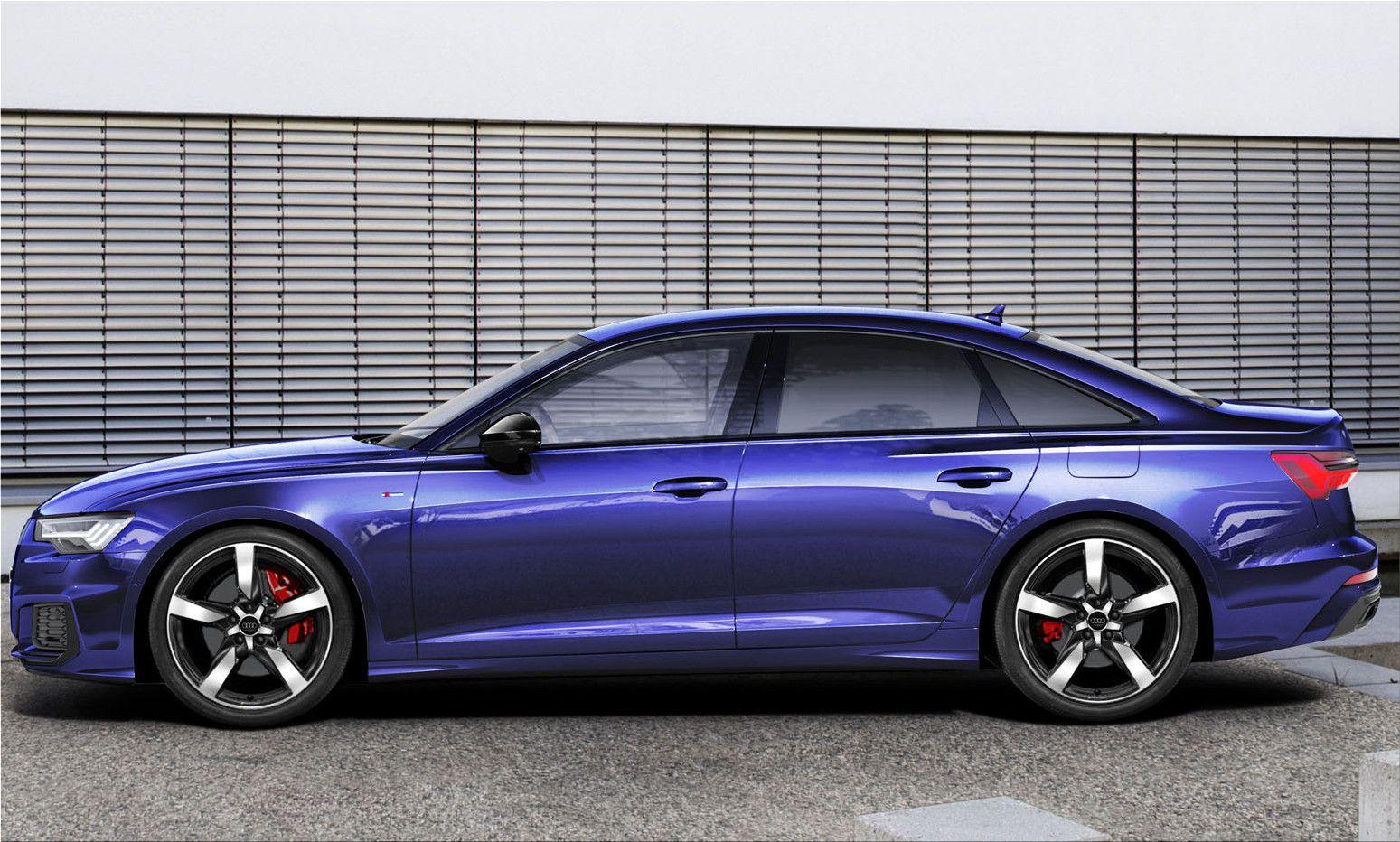 2020 Audi A6 Comes Specs