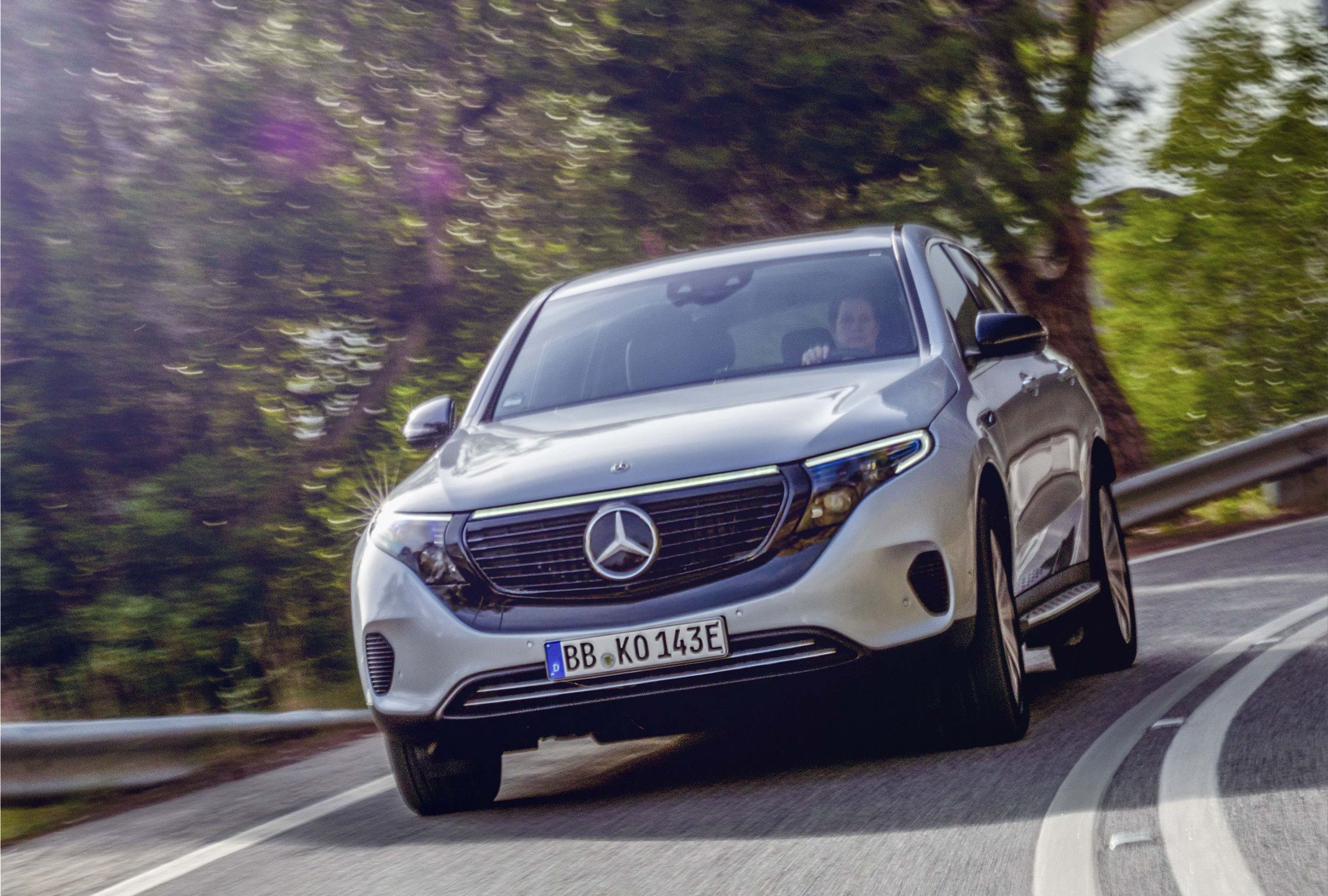 new mercedes eqc 2019  prices of the electric suv from daimler eq