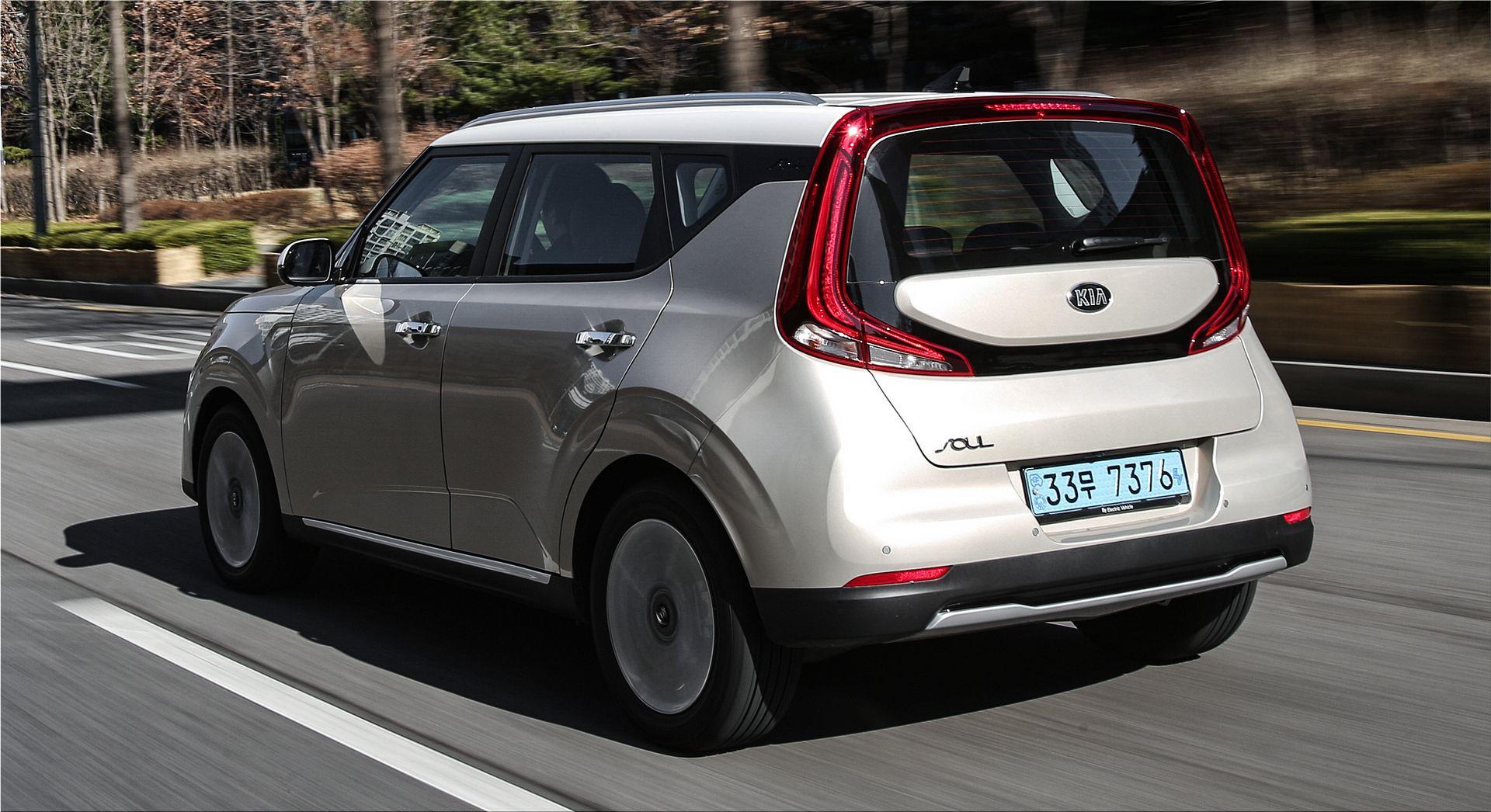 kia soul ev wins 2020 world urban car award electric cars electric hunter kia soul ev wins 2020 world urban car