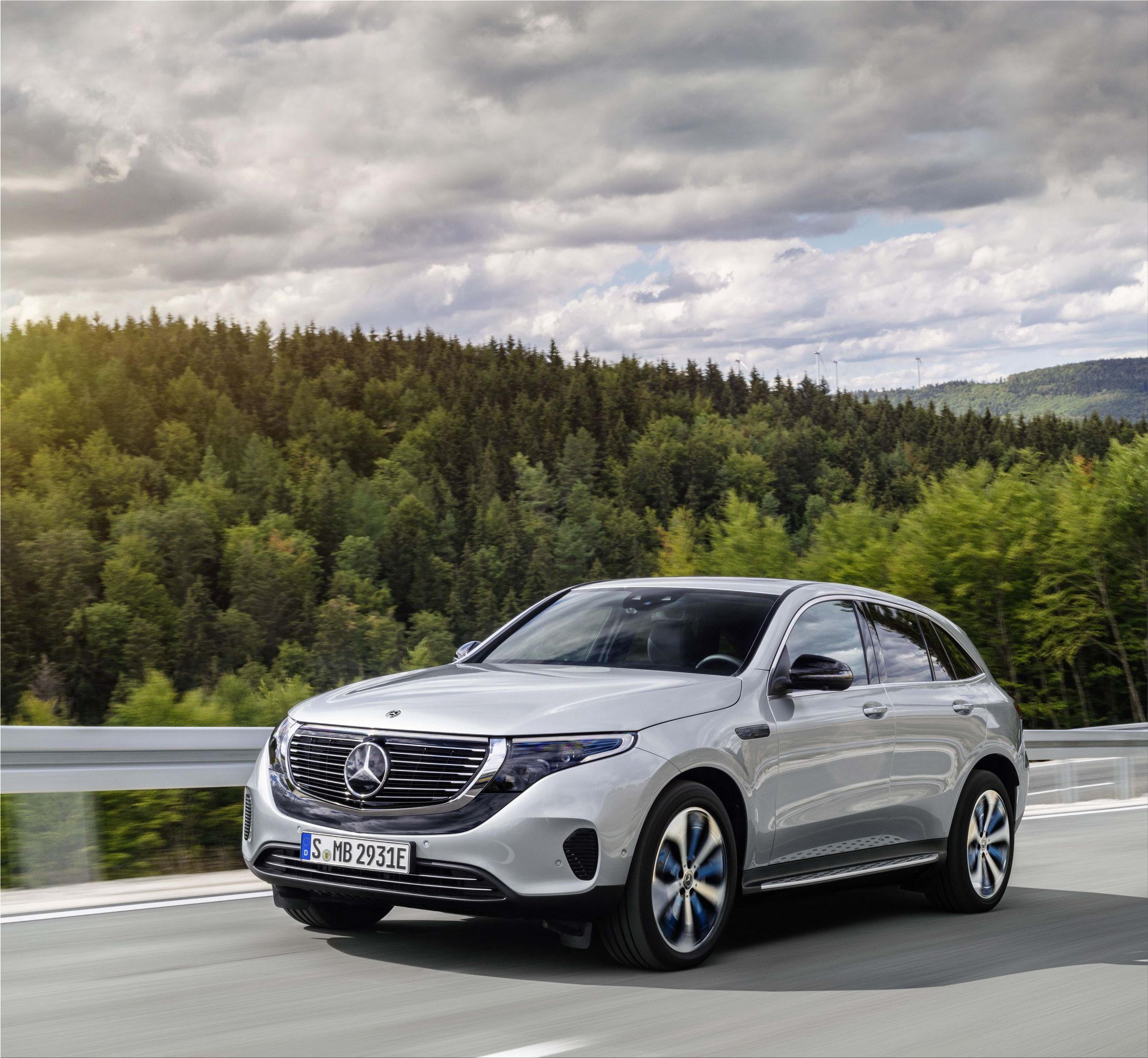 New Mercedes EQC 2019: Prices Of The Electric SUV From