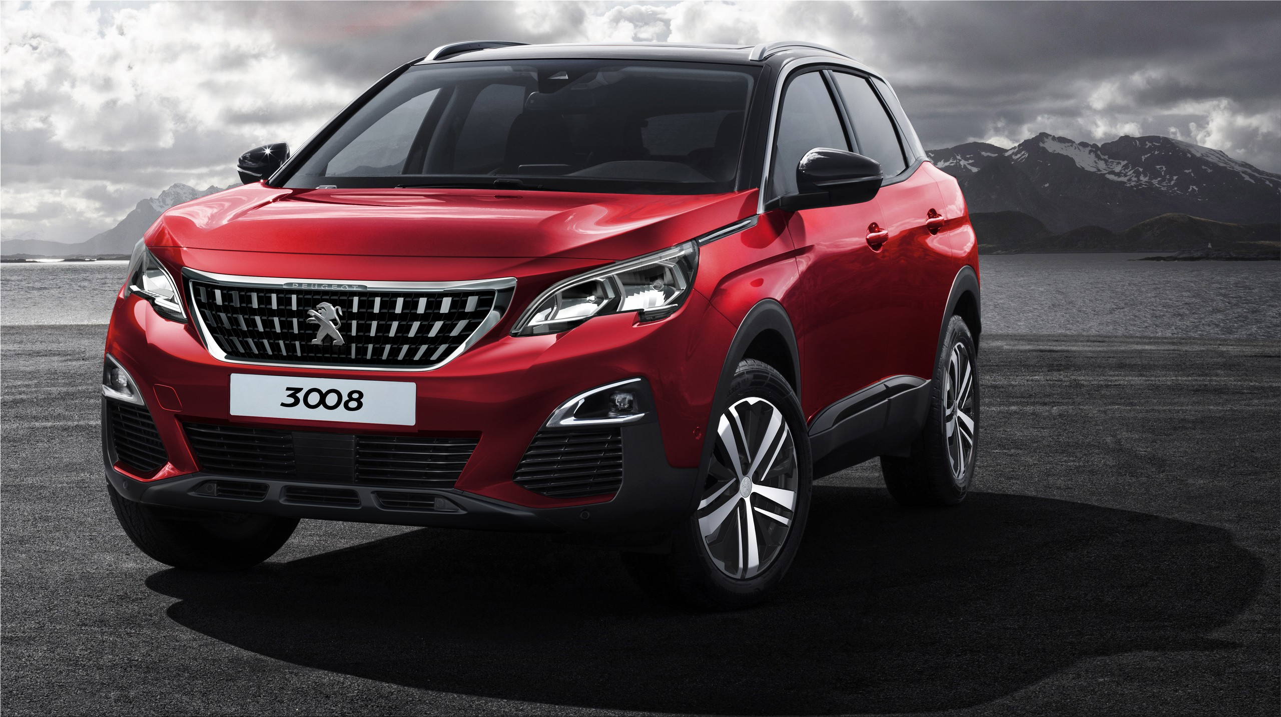 Peugeot 3008 Hybrid4 With Front Or All Wheel Drive Electric Hunter