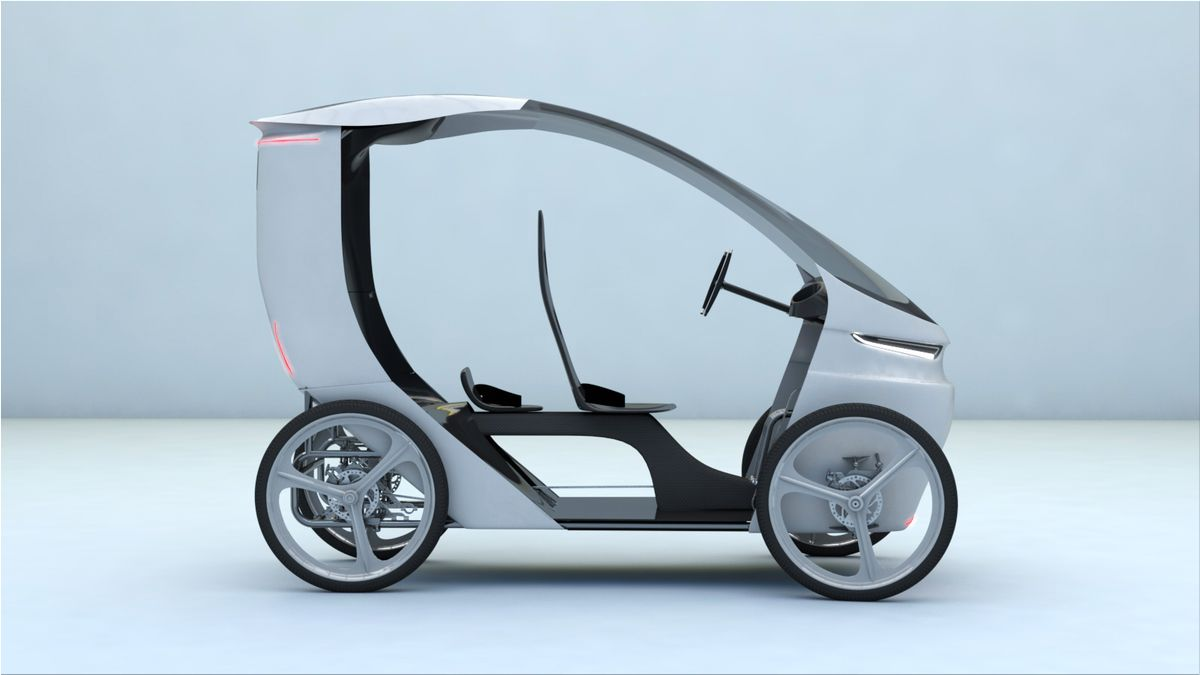 Cityq between the electric bike and the electric car for Is a bicycle considered a motor vehicle