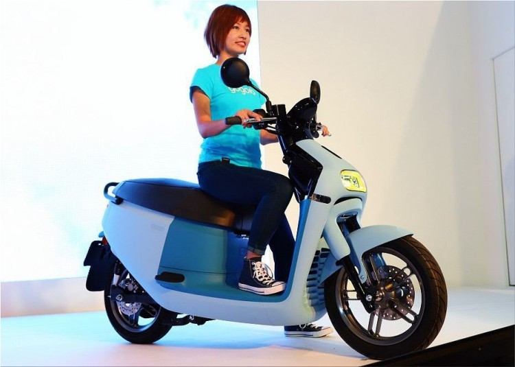 Gogoro 3 electric scooter
