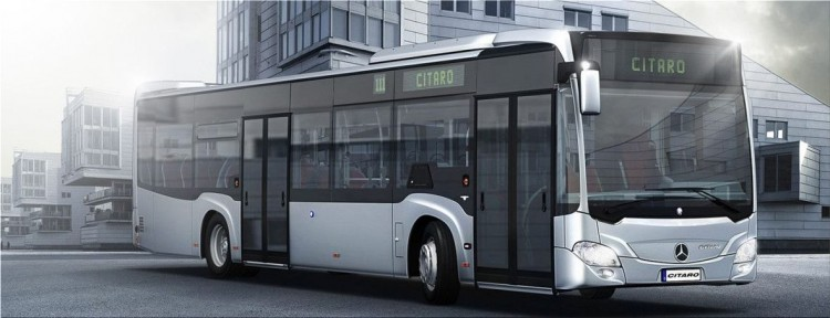 Mercedes-Benz eCitaro electric bus