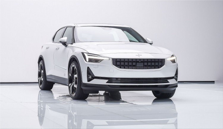 Polestar 2 - fully electric vehicle
