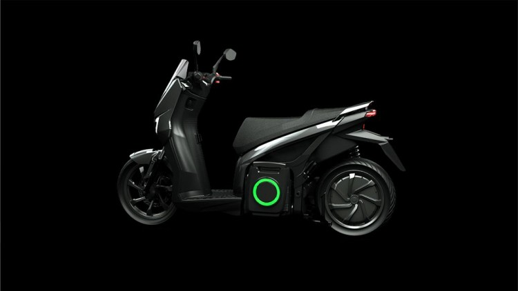 Silence S01 - electric motorcycle