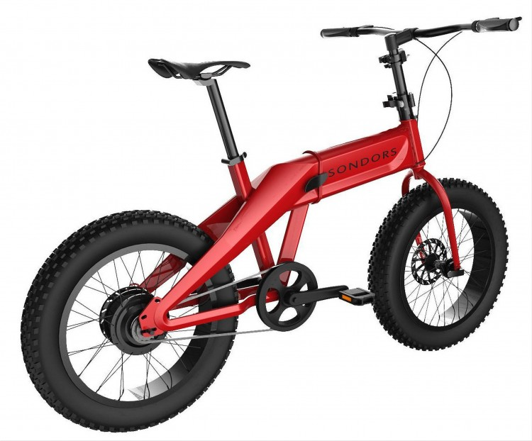 Sondors MXS electric bike