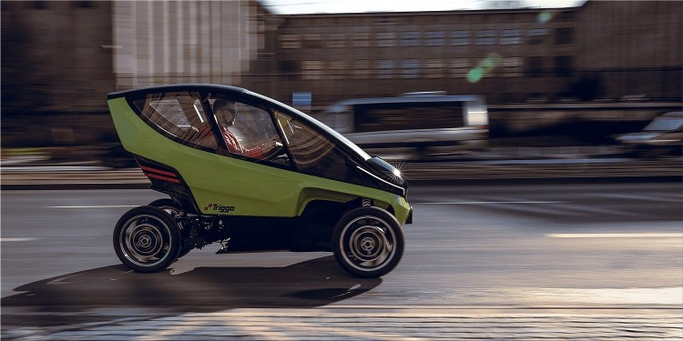 Triggo electric car