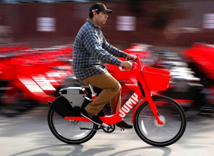 Uber Electric Bike