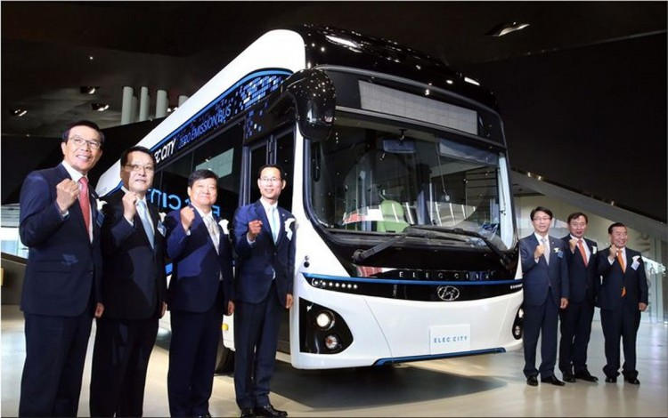 Hyundai electric commercial vehicles