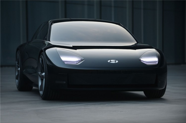 Hyundai Prophecy concept EV with special air purification system