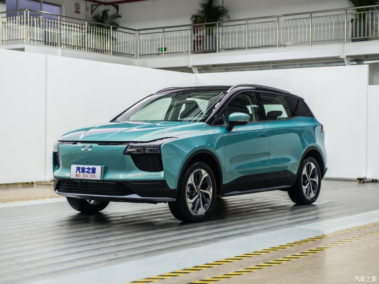Aiways U5 electric crossover