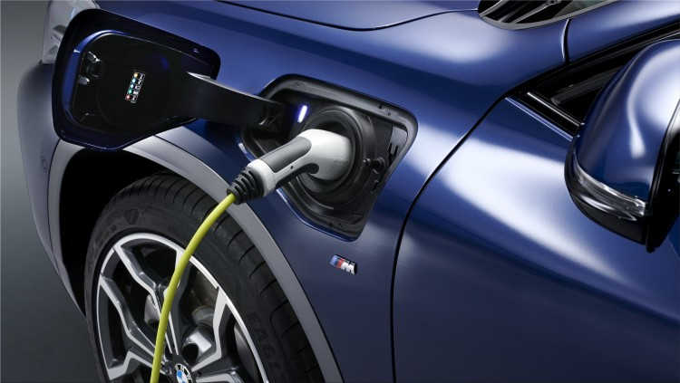 BMW X2 xDrive25e plug-in hybrid