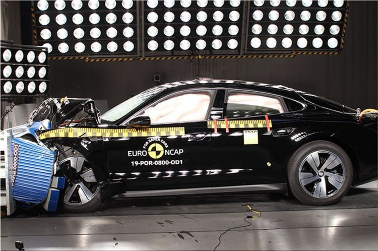 EuroNCAP: Tesla Model X gets 5 stars without problems