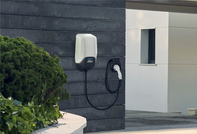 Ford Connected home charger