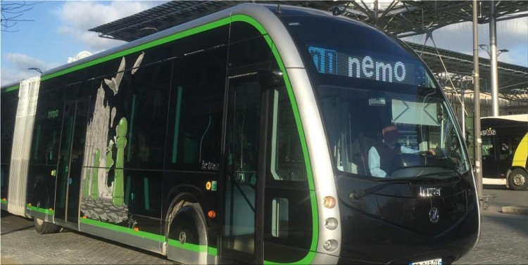 France: New E-Bus line between Bayonne and Biarritz