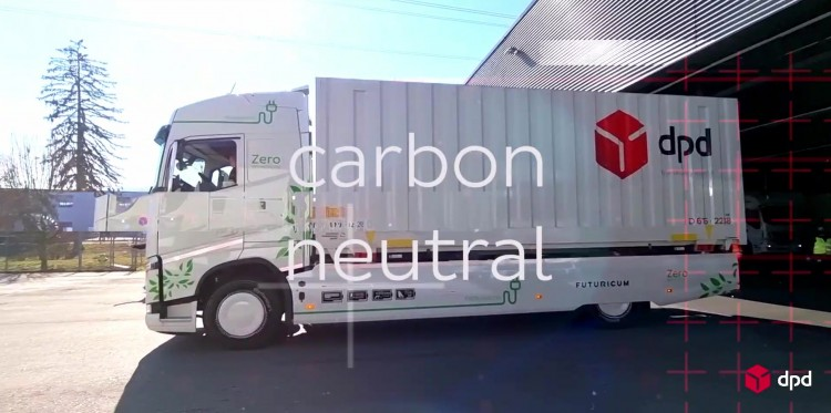 Futuricum Logistics 18E electric truck