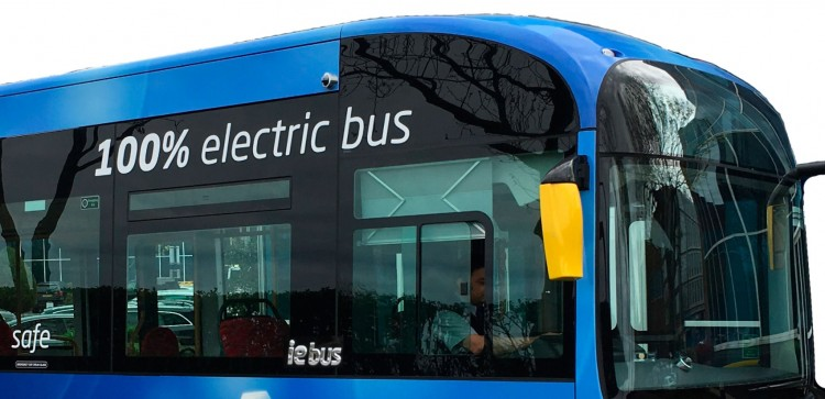 Irizar electric bus