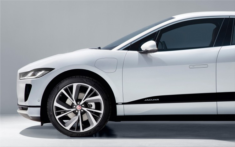 Jaguar I-Pace electric SUV