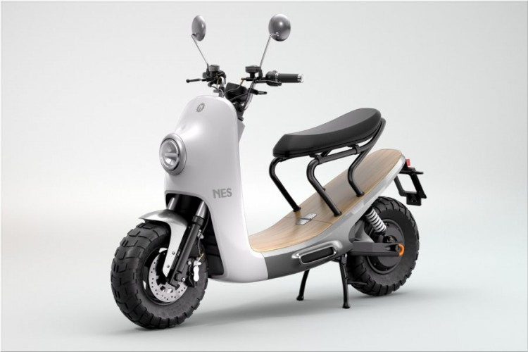 NITO NES 10: 90 km / h electric scooter