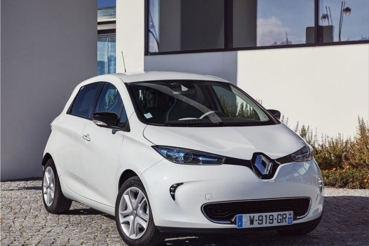 All about the new electric Renault Zoe