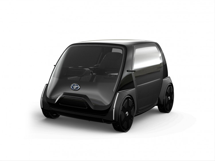 Toyota electric vehicle