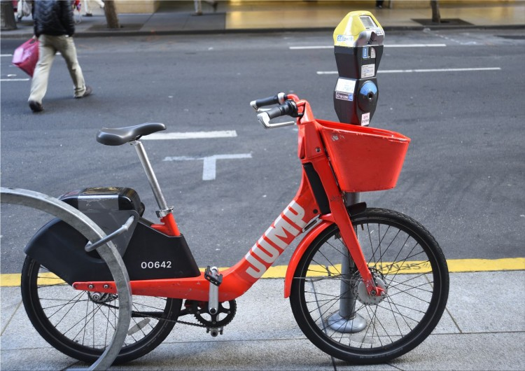 Uber brings 1,000 electric bikes to Berlin