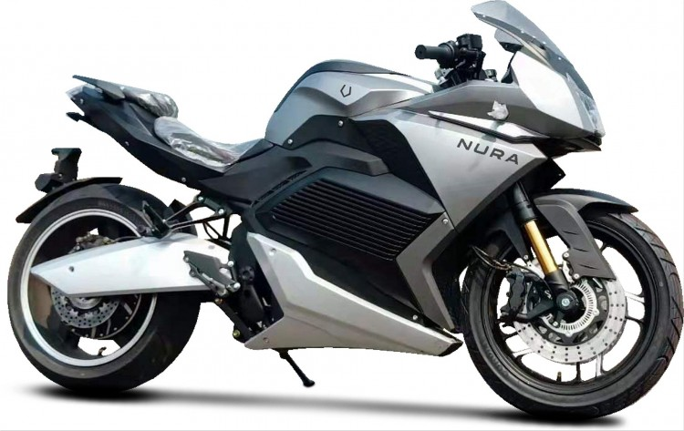 Urbet Nura electric motorcycle