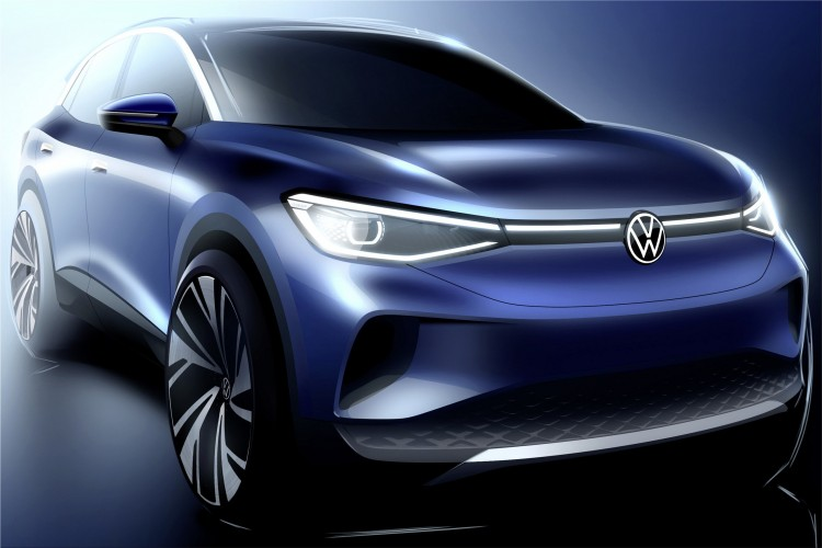 Volkswagen ID 4 electric SUV
