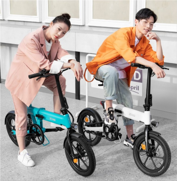 Xiaomi HIMO Z16 - Folding Electric Bike