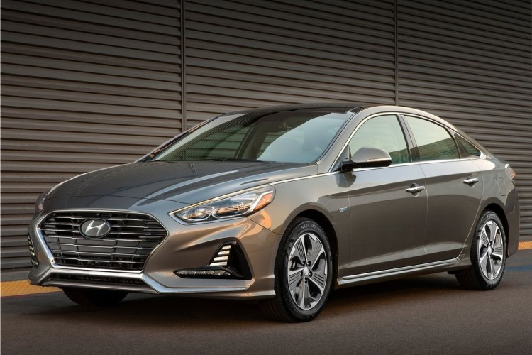 Hyundai Sonata Plug-in and Hybrid