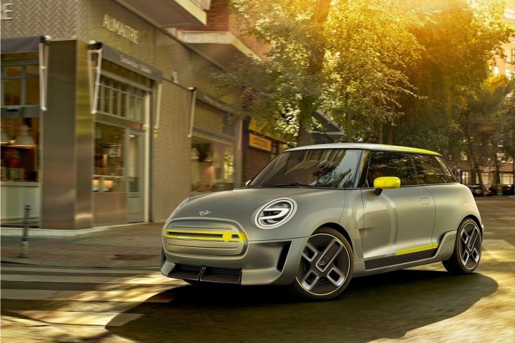 MINI will manufacture electric cars for the Chinese market