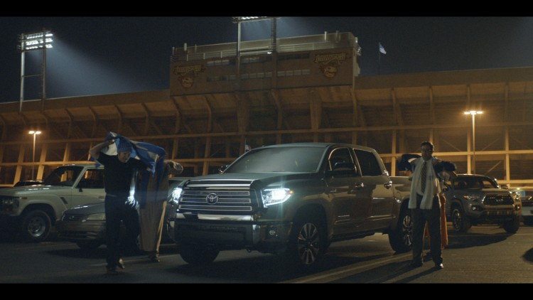 Toyota's 2018 Super Bowl Commercial