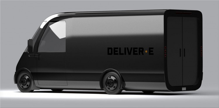 Bollinger Deliver-E electric van