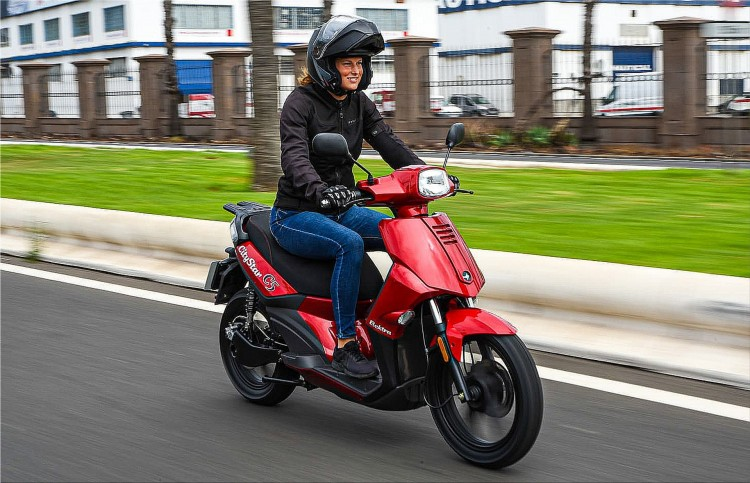 Elektra CityStar C5 electric scooter