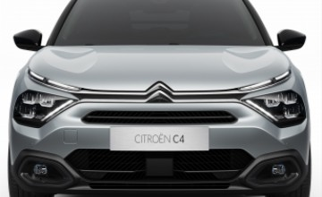 Citroën ë-C4 fully electric car