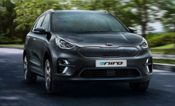 Kia e-Niro full electric