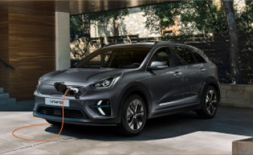 Kia e-Niro full electric car