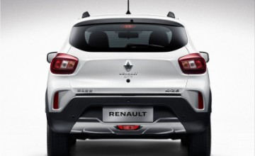 Renault City K-ZE 100% electric SUV