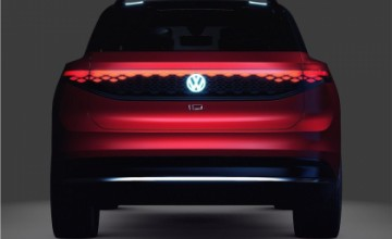 Volkswagen ID ROOMZZ electric family SUV
