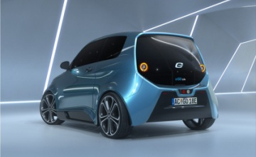 e.Go Life electric car