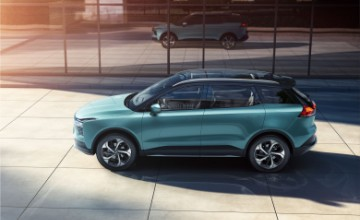 Aiways U5 fully electric SUV can be pre-ordered from April