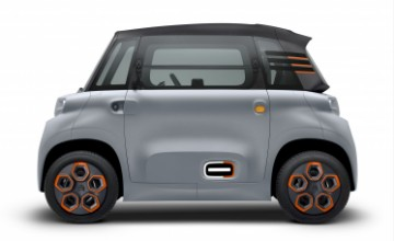 Citroën AMI - 100% electric