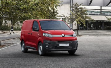 Citroen e-Jumpy electric van