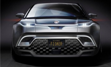 Fisker announced an electric SUV