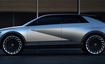 Hyundai 45 electric car concept