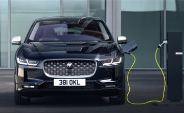 Jaguar I-Pace fully-electric SUV