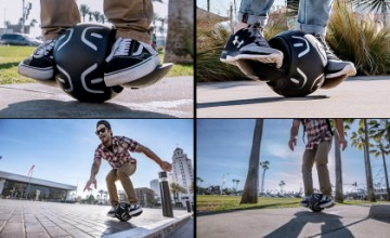 Electric unicycle: Jyroweel was released on Indiegogo